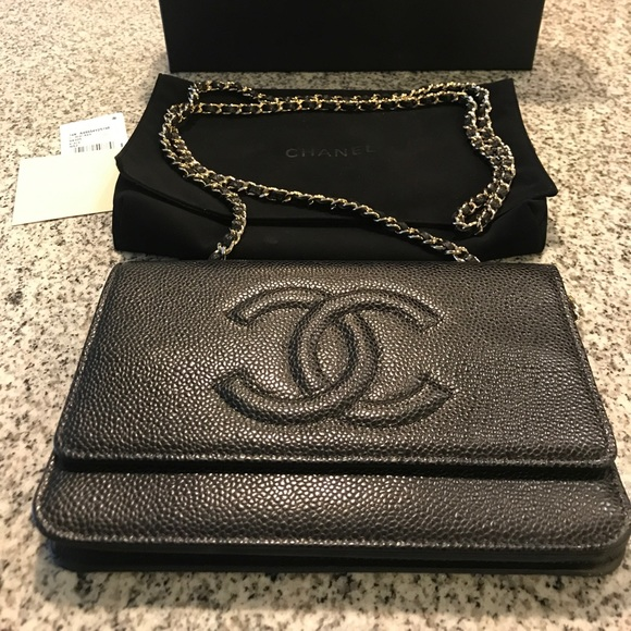 CHANEL Bags   Wallet On A Chain   Poshmark 773830a598